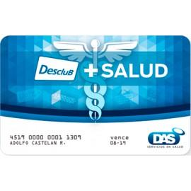 Tarjeta Desclub + Salud Física